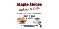 Maple House Bakery & Café