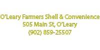 O'Leary Farmers Shell & Convenience